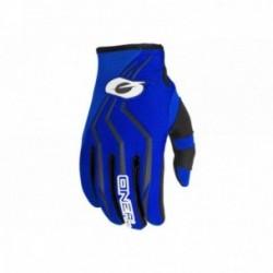 Guanti O'Neal ELEMENT Youth Glove Taglia S/ 3- 4 Blu Scuro