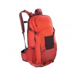 Zaino con paraschiena Evoc FR Trail 20L M/L Rosso