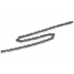 Shimano, Catena, CN-HG601, 11-vel. catena HG-X, compatibile per MTB e corsa, con direzione di marcia, 116 link,  con lucchetto,