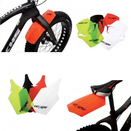 Parafango Arancione All Mountain Style Protezione Telaio XL