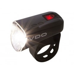 Luce anteriore VDO ECO M30 nero