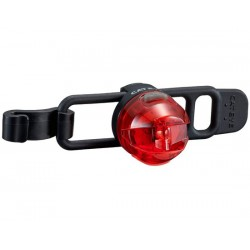 Luce posteriore Cateye light Loop2G SL-LD140GRC nero/rosso