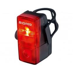 Luce posteriore Sigma Sport CUBIC