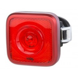 Luce posteriore Knog Blinder MOB red LED rosso/nero