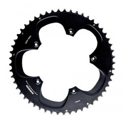 SRAM CORONA RED 52 DENTI 10V BLACK INT. 110