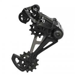 SRAM CAMBIO X01 EAGLE BLACK TYPE 3 12V