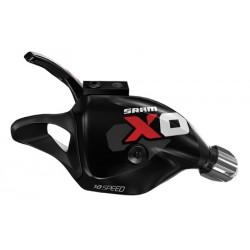 SRAM COMANDO TRIGGER X0 RED B1 POST 10 V