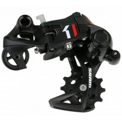 SRAM CAMBIO X01 DH 10V GABBIA MEDIA RED