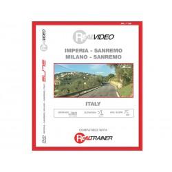 ELITE DVD MILANO-SANREMO Imperia-Sanremo