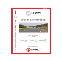 ELITE DVD TdF 2006 LUCHON- CARCASSONNE
