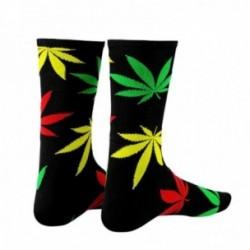 Calzini SUPACAZ RAD zion weed taglia L/XL