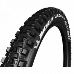 Pneumatico Michelin WILD ENDURO GUM-X3D 27.5x2.60 TL-Ready posteriore nero pieghevole