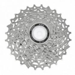 Pacco pignoni SHIMANO 105 CS-R5700 10 velocità 11-25 denti silver