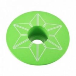 Tappo serie sterzo SUPACAZ CAPZ verde fluo