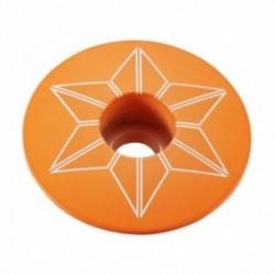 Tappo serie sterzo SUPACAZ CAPZ arancione fluo