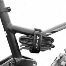 FUNN Fascia Portacamera con Velcro per Telai MTB Nera