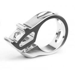 Collarino Comando Trigger Silver