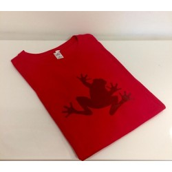 Sram Red T-Shirt Red Tg.M