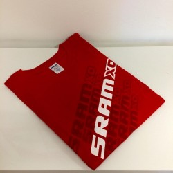 Sram Xo T-Shirt Red Tg.Xl