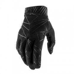 Guanto Ridefit, Black White Xl