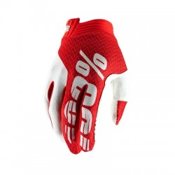 Guanto Itrack, Red White L