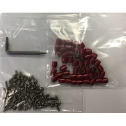 Ogive E Spine Connessione Kit 50 Pz