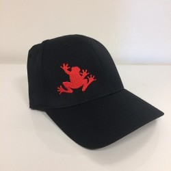 Sram Red Flexfit Cap Black Tg.S-M