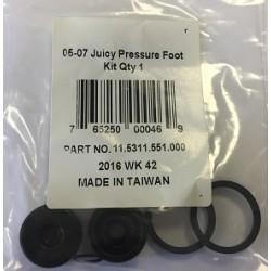 05-06 Juicy Preassure Foot Kit Qty 1