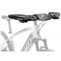 M-WAVE, Trasporto bici, accessori per E-Bike, guaina per manubrio, protegge il display dell'E e i comandi/freni, universale
