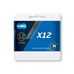 Catena KMC X12 12 velocità silver