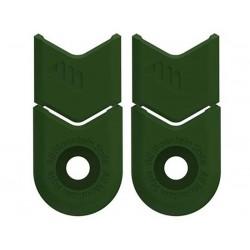 Protezione pedivelle All Mountain Style verde oliva