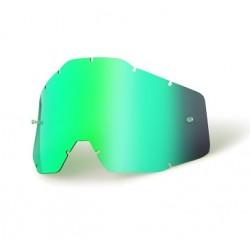Lente Rac./Acc./Str., Green Mirror Ant