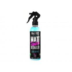 Muc Off, Cura della bici, Matt Finish Detailer, spray da 750ml, specifico per tutte le superfici opache, applica uno strato lisc