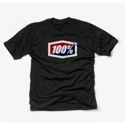 T-Shirt Official, Black Xl