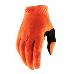 Guanto Ridefit, Fluo Orange Black M