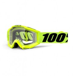 Masc. Accuri Youth Fluo Yellow, Clear