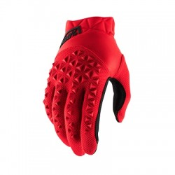 Guanto Airmatic, Red Black Xxl