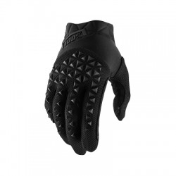 Guanto Airmatic, Black Charcoal S