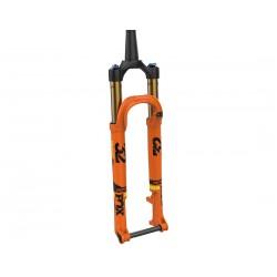 Forcella 29 Boost Fox Racing 32 K Float Factory StepCast 100 Remote-Adj 2Pos FIT4 conica Kabolt arancione/nero/giallo